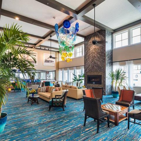 Bethany Beach Ocean Suites Residence Inn By Marriott Travelhost The Premier Destination Resource