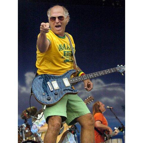 Jimmy Buffett and the Coral Reefer Band | TRAVELHOST - The